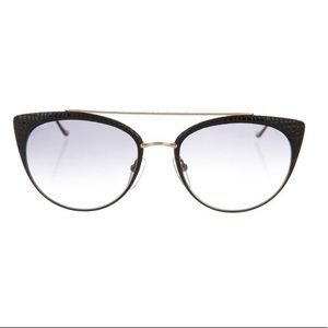 Chrome hearts cat eye sunglasses